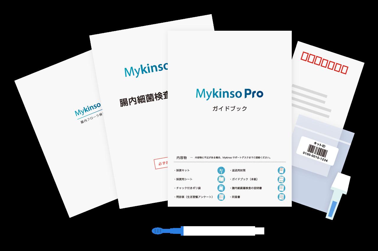 Mykinso Pro キット画像